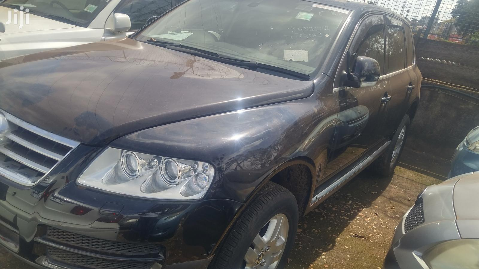 New Volkswagen Touareg 2006 Black | Cars for sale in Kampala, Central Region, Uganda