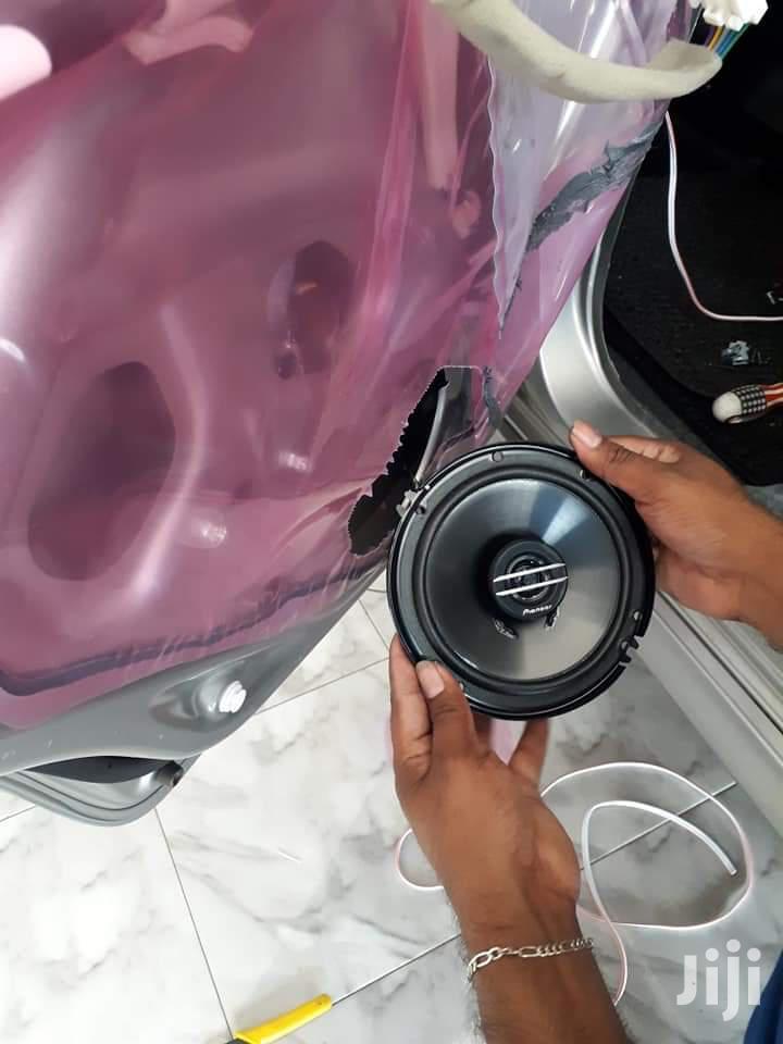 Pioneer Side Door Speaker Pair