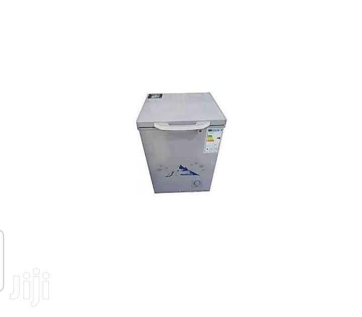 Archive: Hisense 130 Liters Chest Freezer