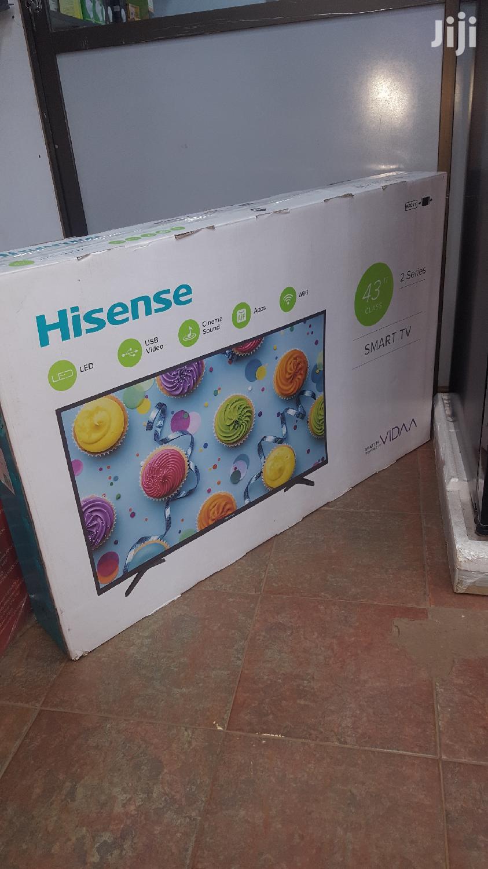 Archive: Hisense 43 Inch Smart LED