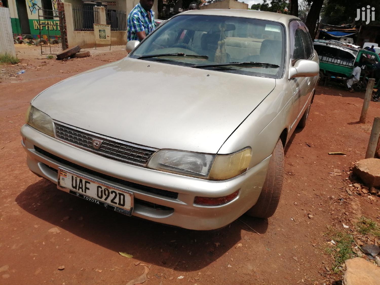 New Toyota Corolla 1996 Automatic Green | Cars for sale in Kampala, Central Region, Uganda
