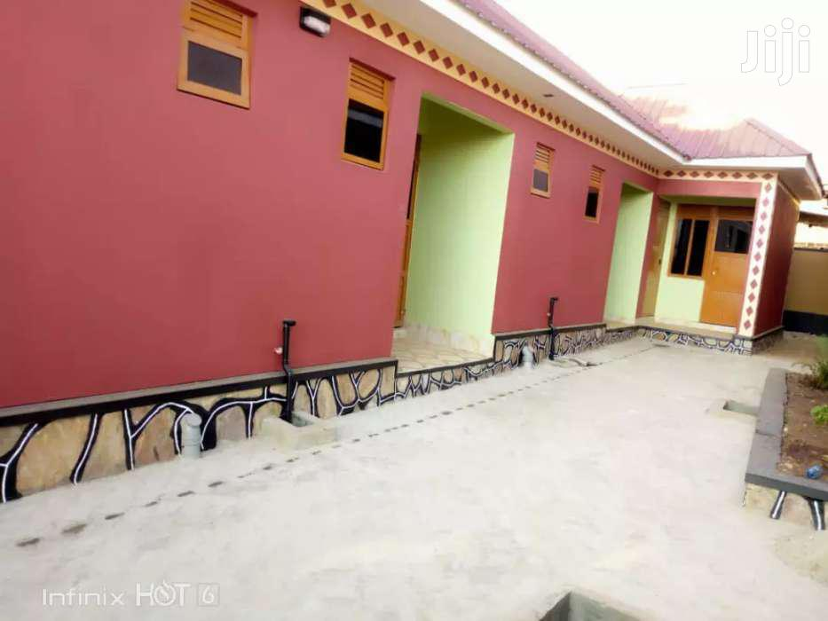 Two Bedroom House In Kireka For Rent