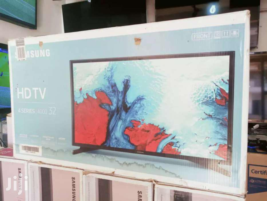 Archive: Samsung Flat Screen TV 32 Inches