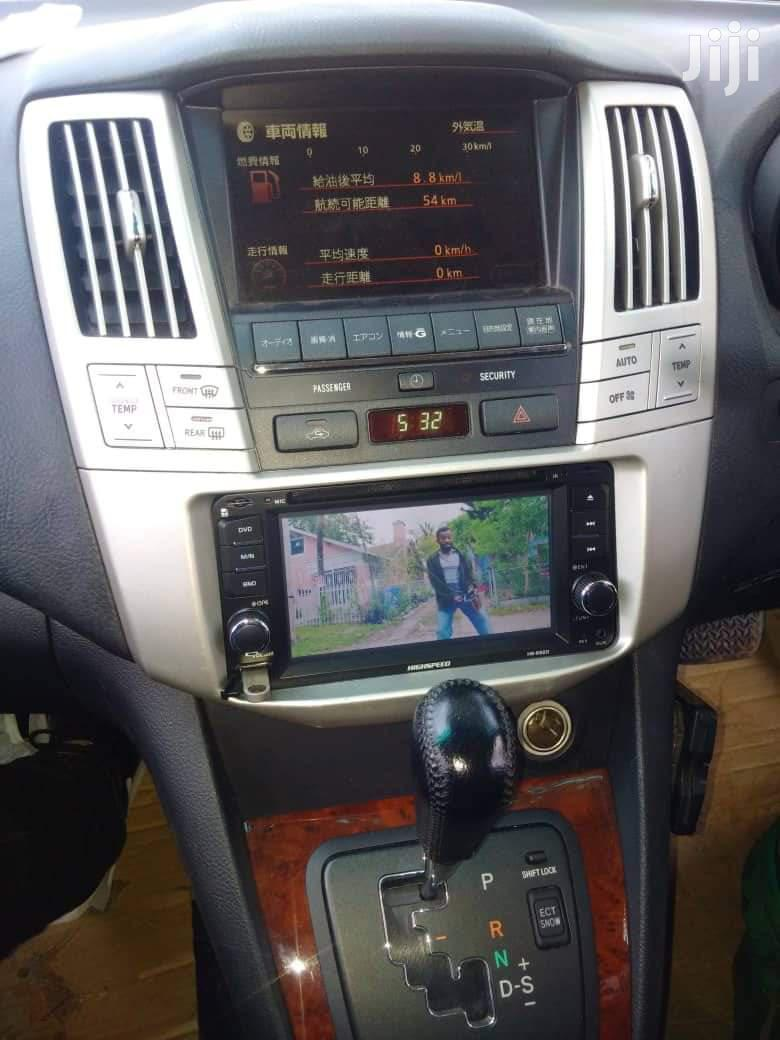 Car Radio For Harrier
