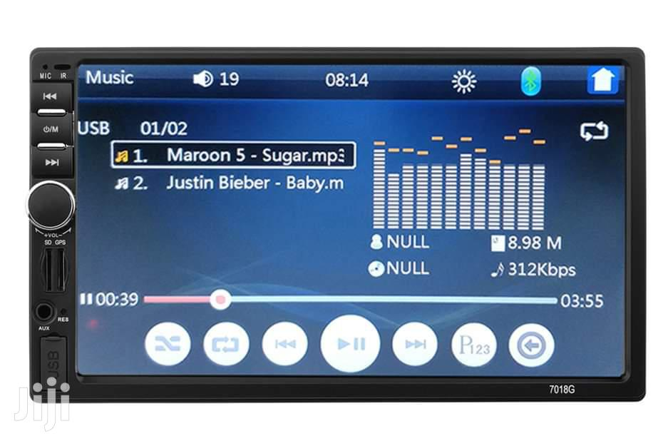 Mp5 Car Video Radio