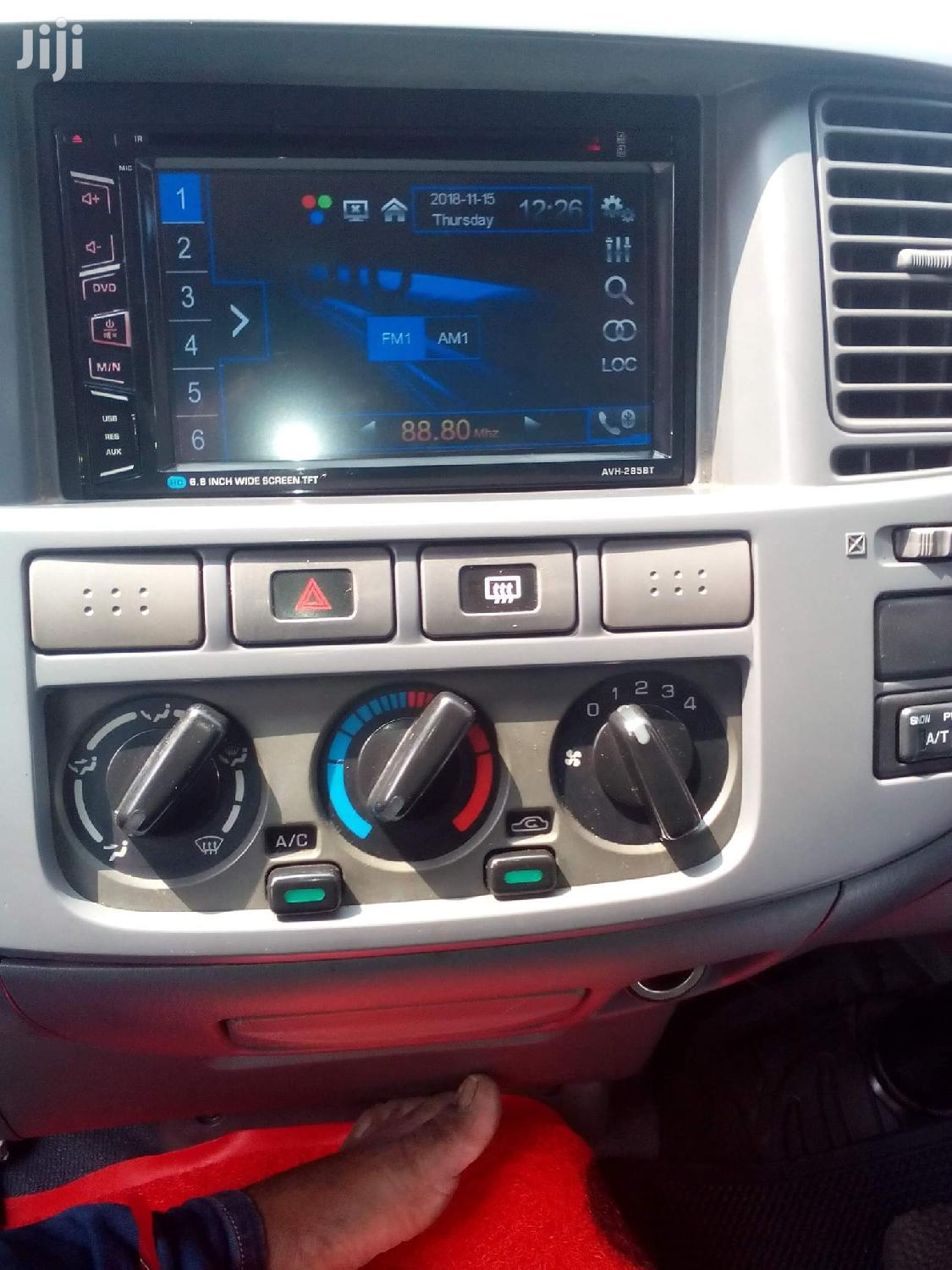 Screen Touch Bluetooth Car Stereo