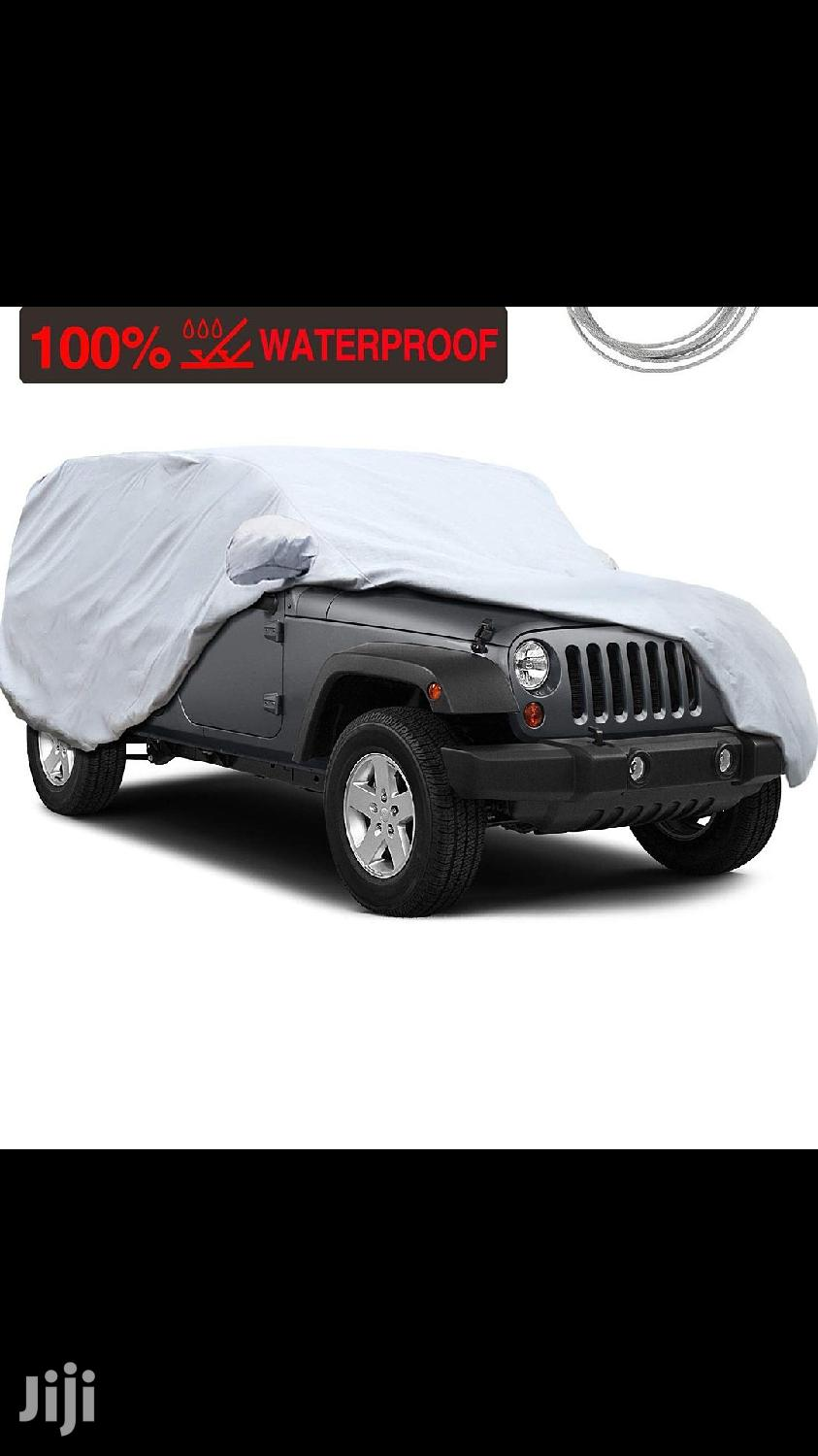 Jeep Car Cover Heavy Two Layers