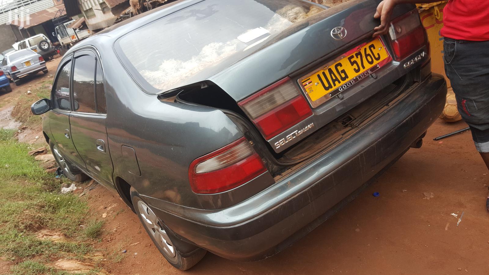 Toyota Corona 2000 Premio Green | Cars for sale in Kampala, Central Region, Uganda