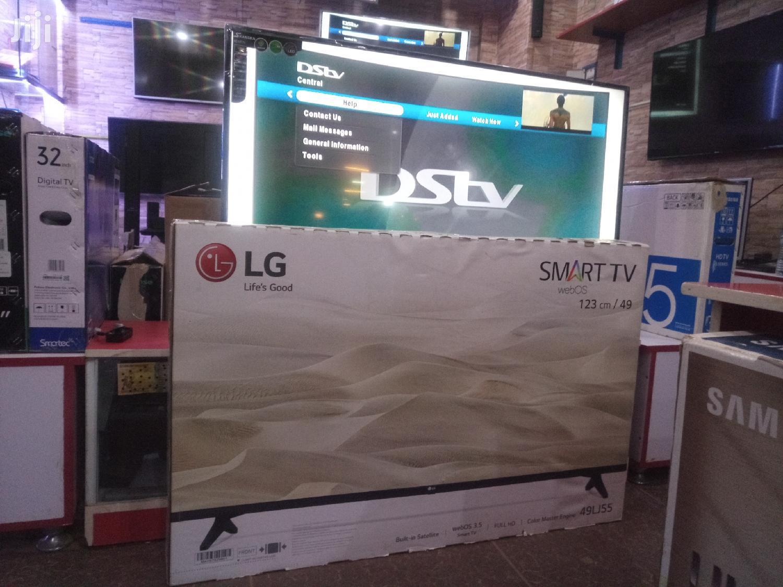 "49"" LG Smart TV"