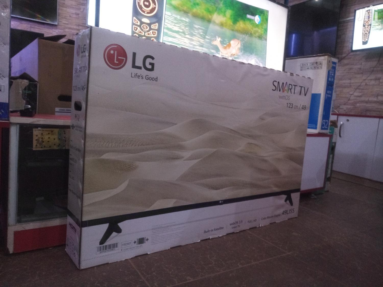 "49"" LG Smart TV   TV & DVD Equipment for sale in Kampala, Central Region, Uganda"