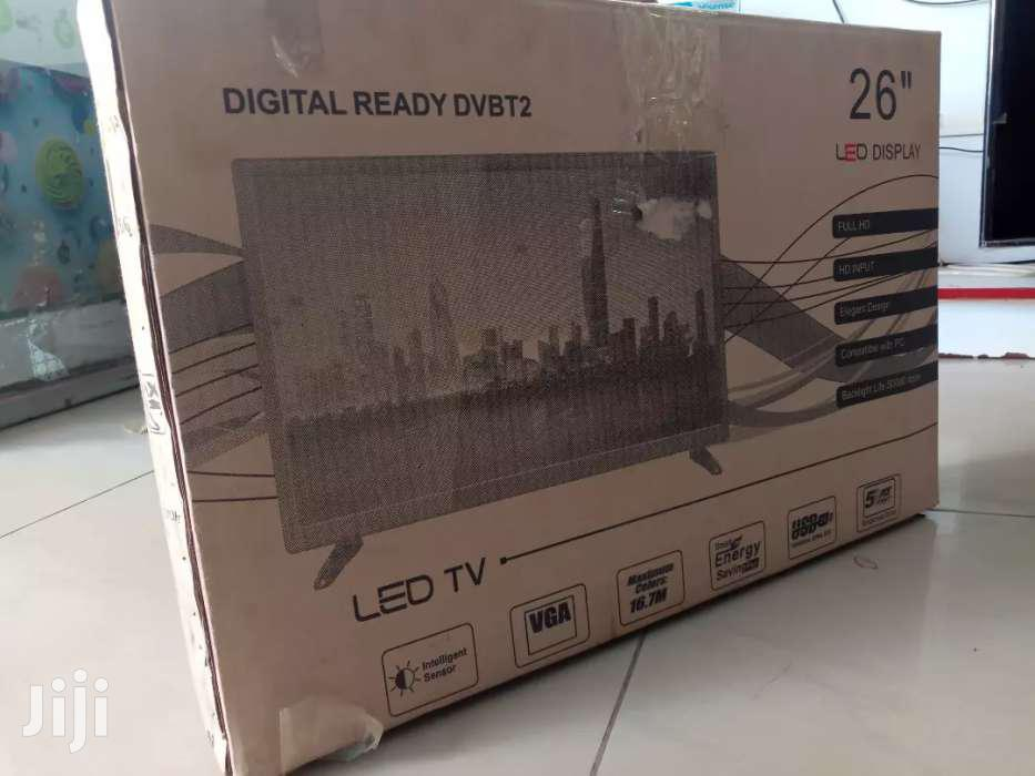 LG Flat Screen TV 26 Inches | TV & DVD Equipment for sale in Kampala, Central Region, Uganda
