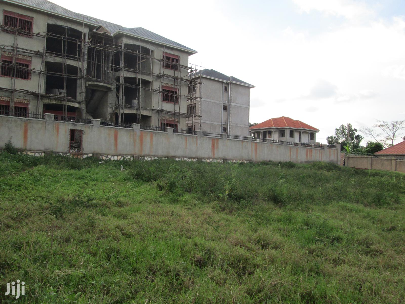 Good 50x100ft Wth Its Tittle Ready In Namataba, Kirinya In An Estate