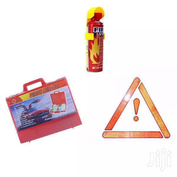Emergency First Aid Box On Sale