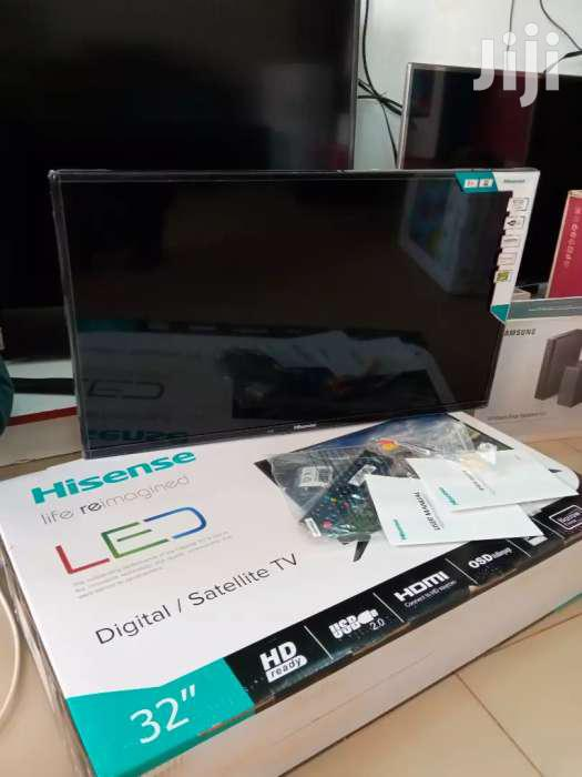 Hisense Digital Satellite TV 32 Inches | TV & DVD Equipment for sale in Kampala, Central Region, Uganda