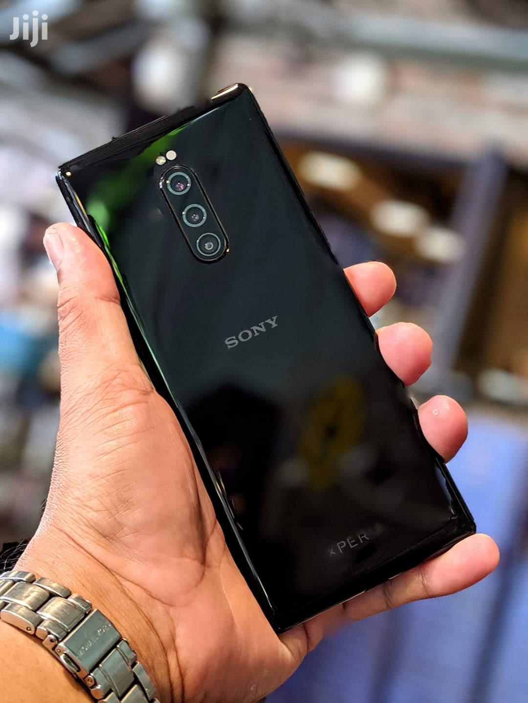 New Sony Xperia 1 64 GB Black | Mobile Phones for sale in Kampala, Central Region, Uganda