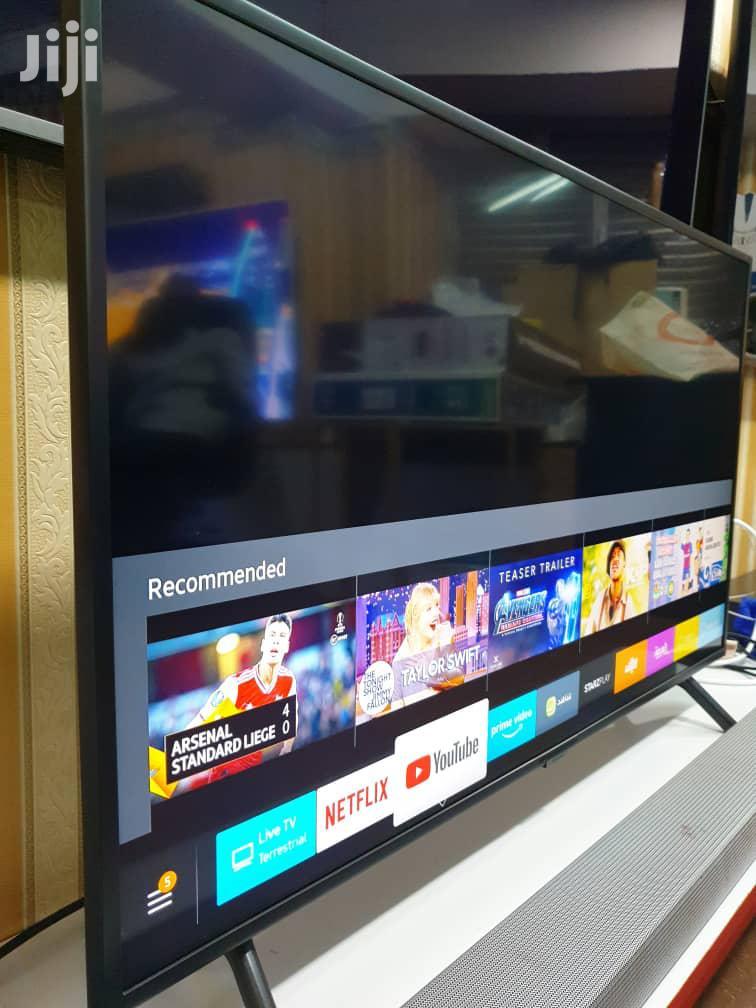 Brand New Samsung Smart Uhd 4k Tv 43 Inches | TV & DVD Equipment for sale in Kampala, Central Region, Uganda