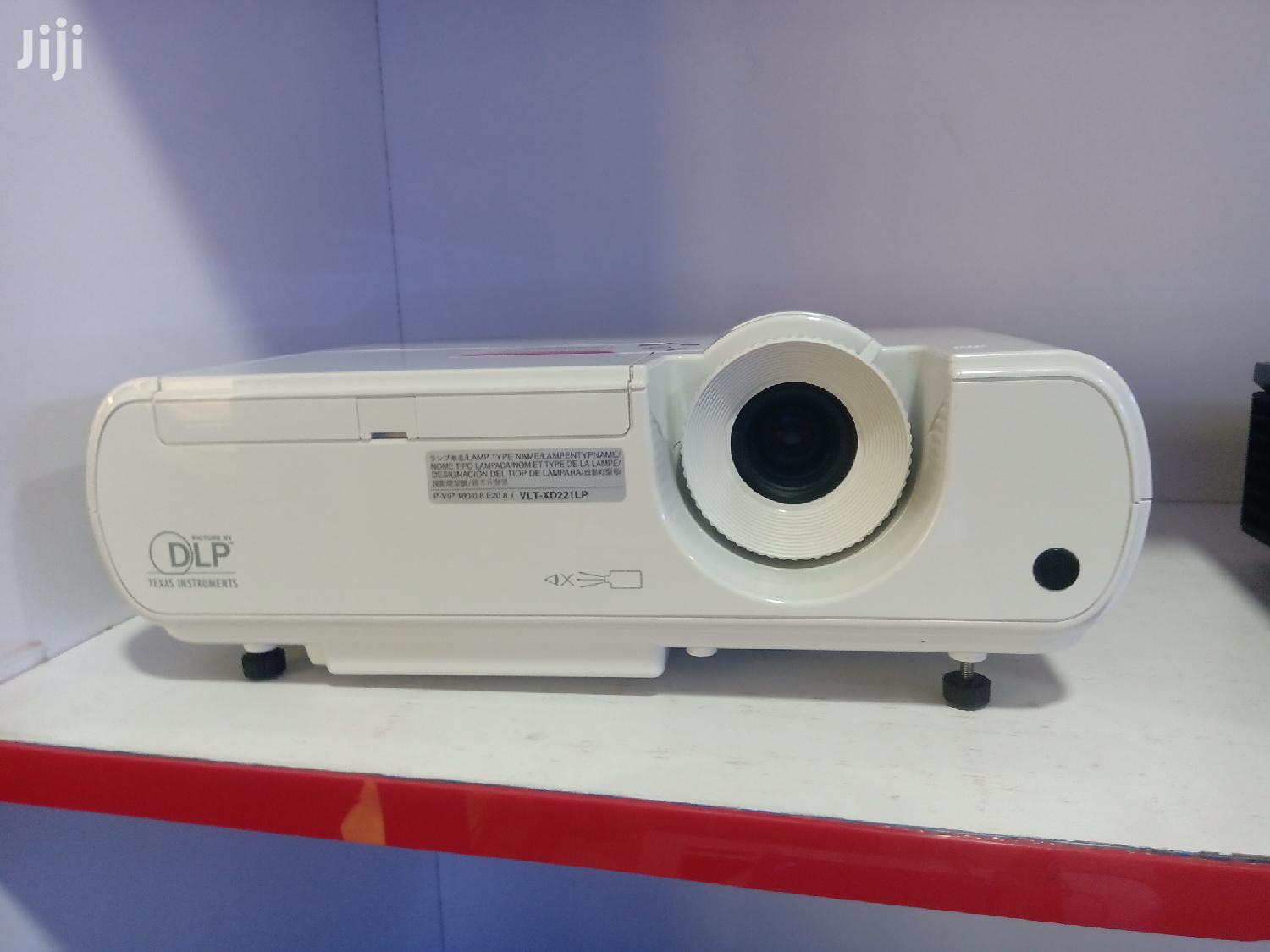 Archive: DPL Projector