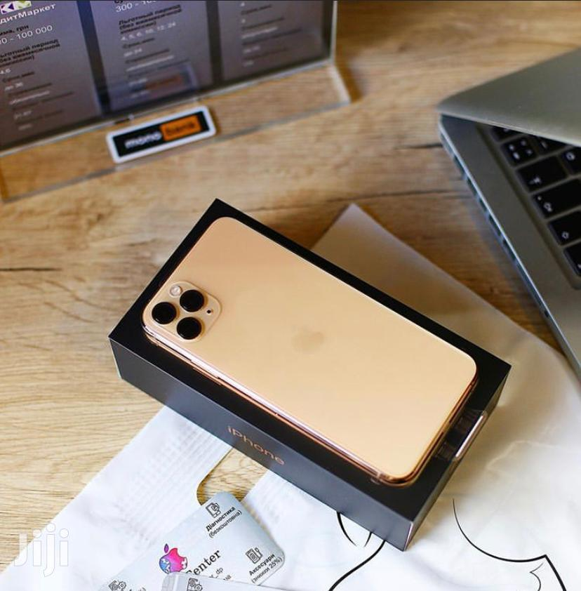 Apple iPhone 11 Pro Max 256 GB Gold   Mobile Phones for sale in Kampala, Central Region, Uganda
