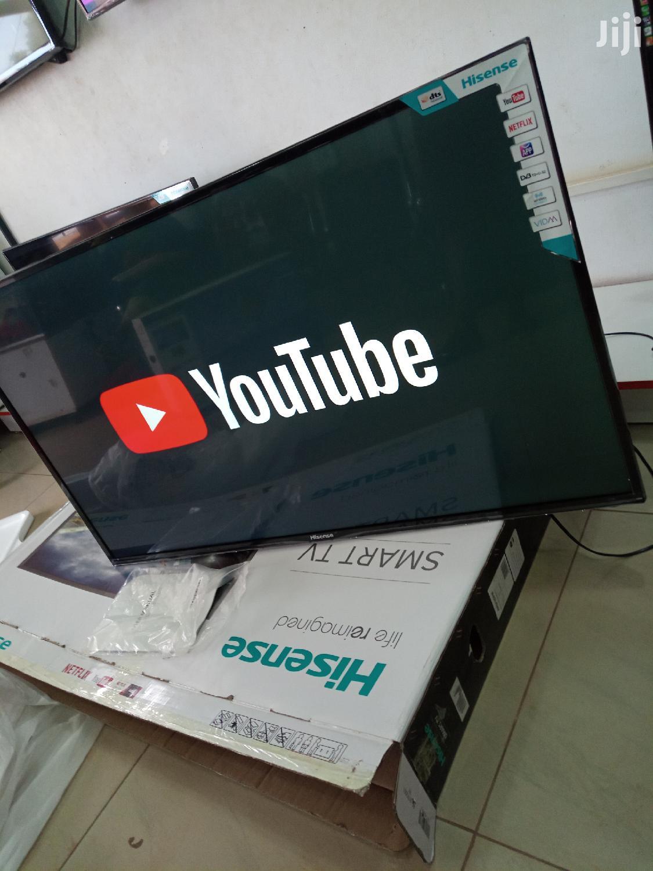 Brand New Hisense Smart UHD Tv 50 Inches