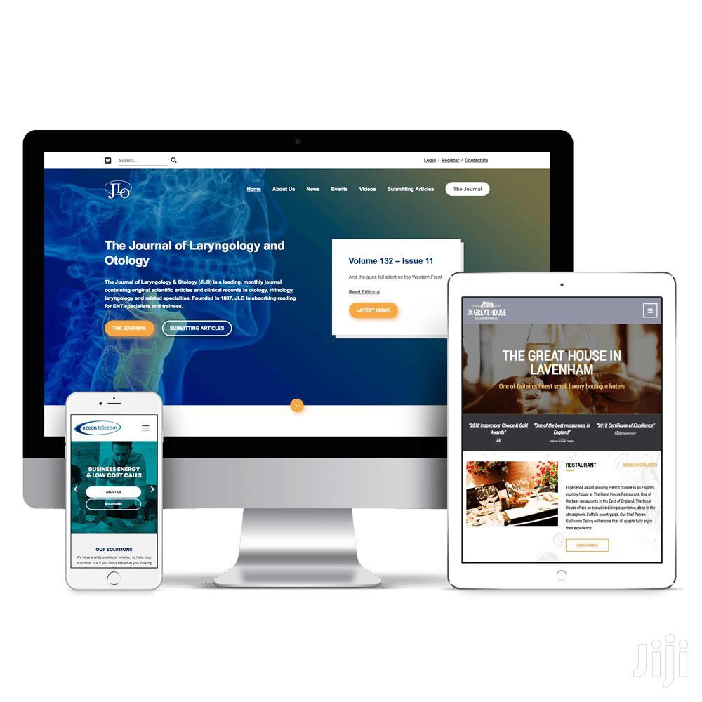 Archive: Website Design & Internet Marketing