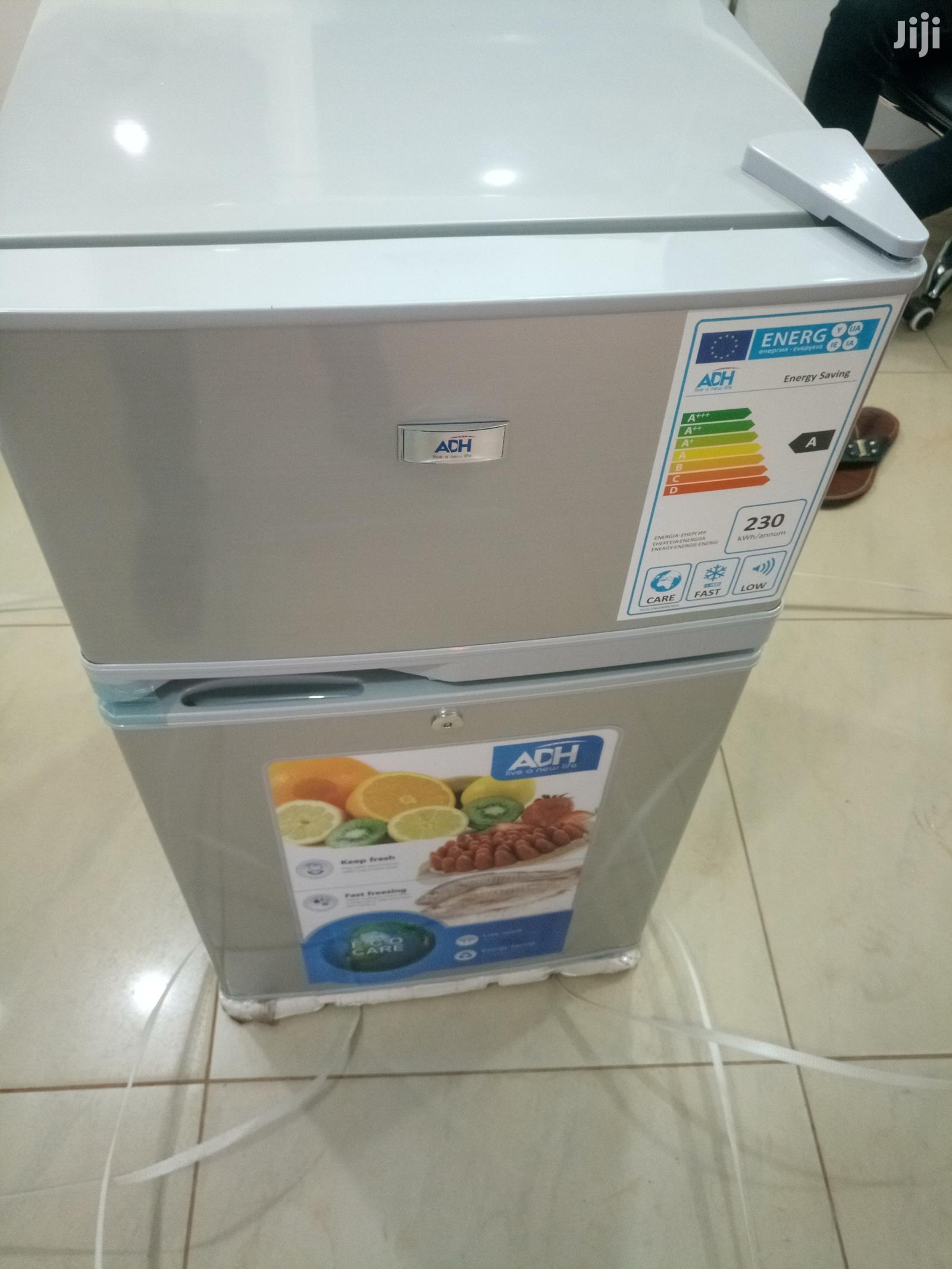 ADH Double Door Refrigerator 120L | Kitchen Appliances for sale in Kampala, Central Region, Uganda