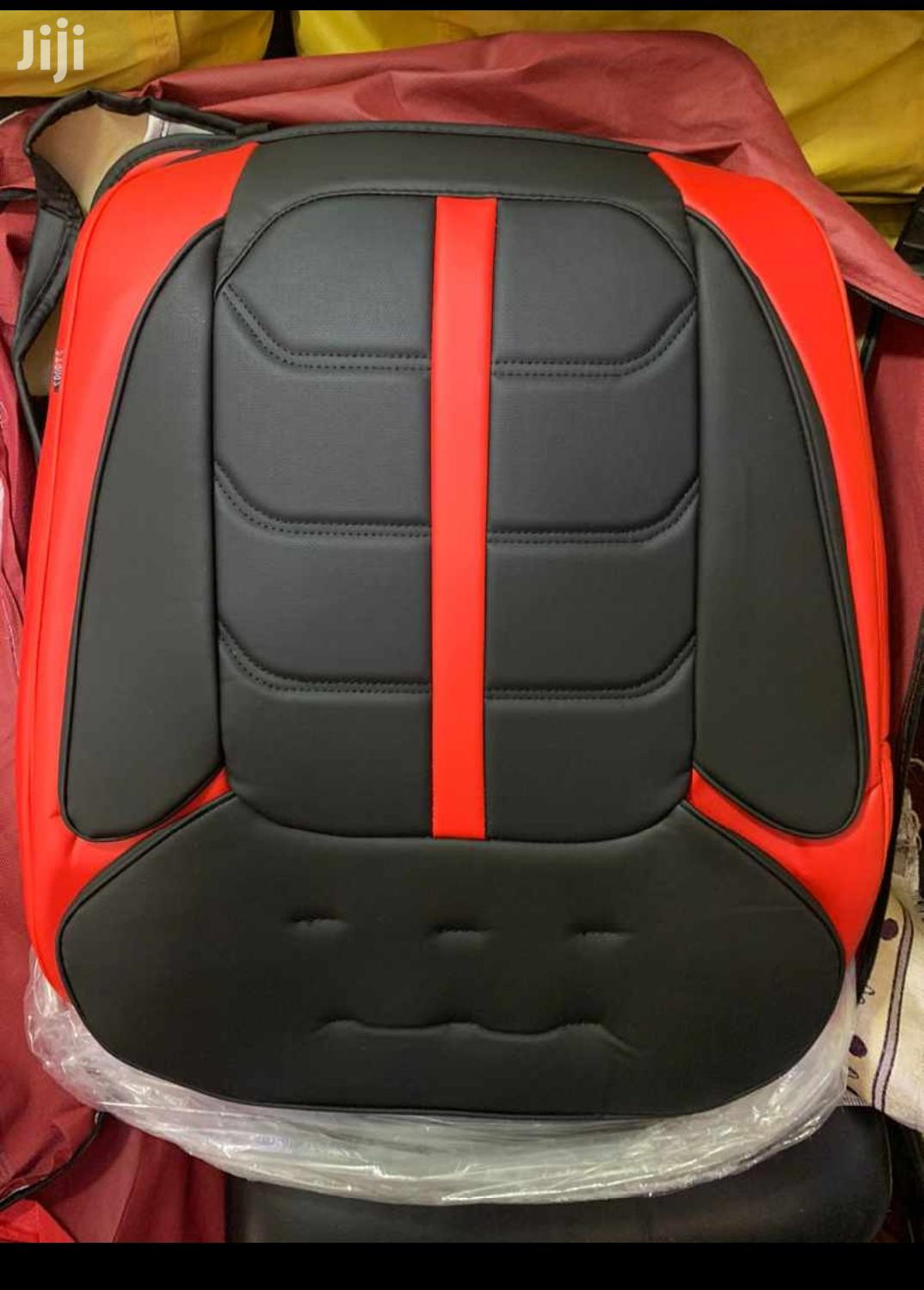 Seatcovers Available