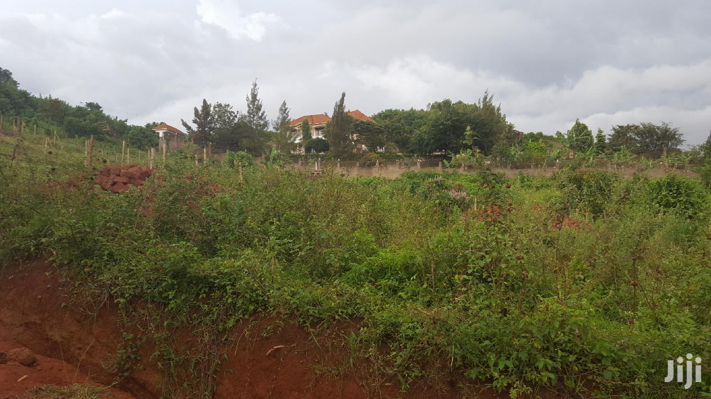 25 Decimals of Land in Zana Nfufu Next to Standard Primary School