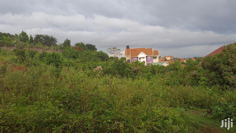 25 Decimals of Land in Zana Nfufu Next to Standard Primary School   Land & Plots For Sale for sale in Wakiso, Central Region, Uganda