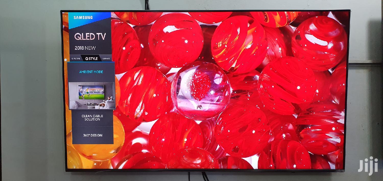 Samsung 55q6fna Qled TV | TV & DVD Equipment for sale in Kampala, Central Region, Uganda