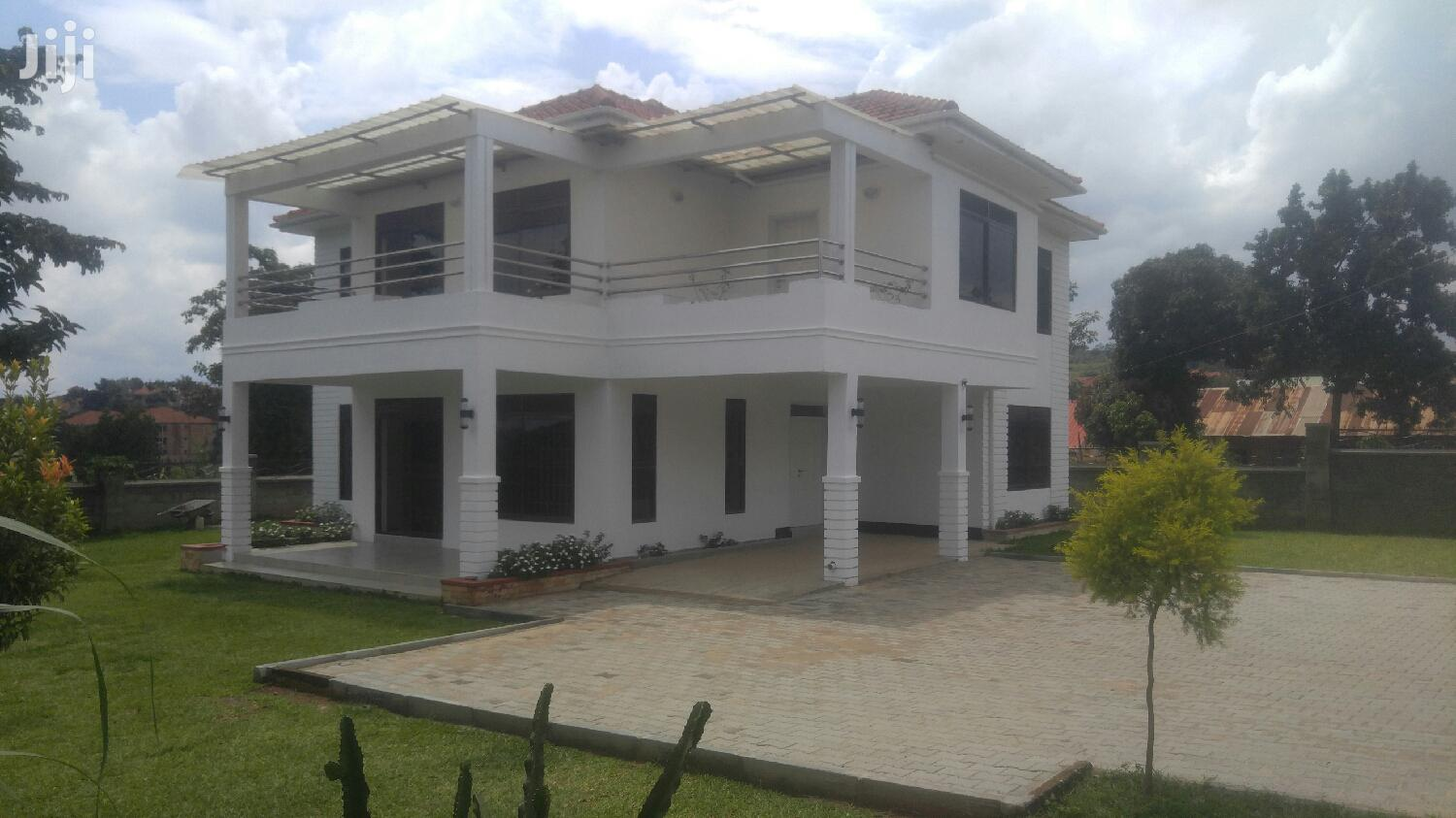 Archive: Brand New Four Bedroom House In Ntinda Kiwatule For Rent