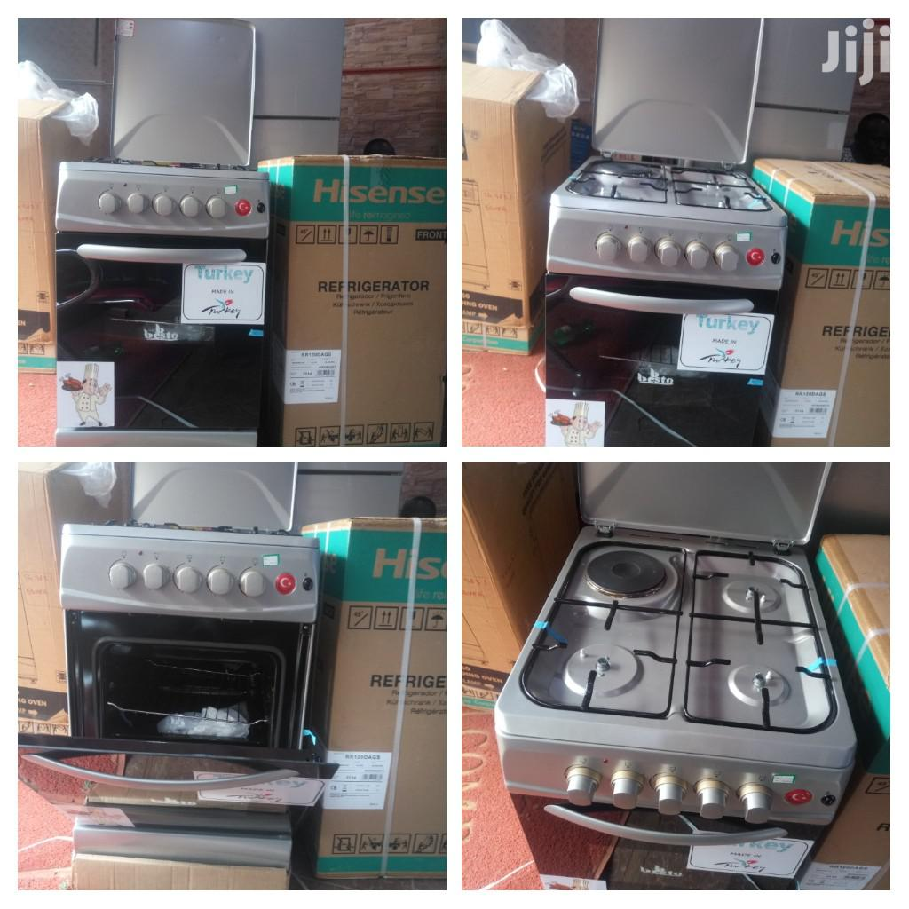 Besto 3+1 Gas and Electric Cooker | Kitchen Appliances for sale in Kampala, Central Region, Uganda