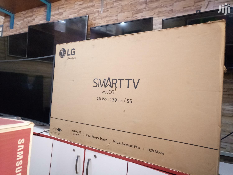 Archive: LG Uhd 4K Digital Satellite Flat Screen TV 55 Inches