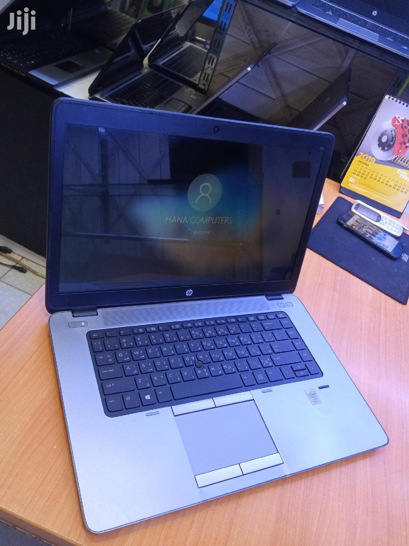 Archive: Laptop HP EliteBook 850 4GB Intel Core i5 HDD 500GB