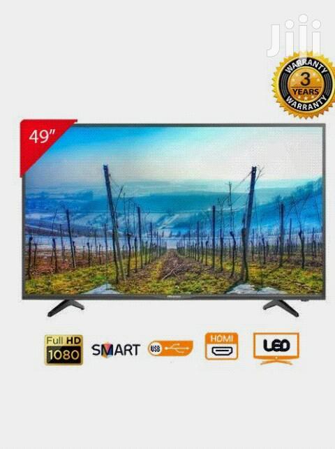 Hisense 49 Inches Smart Tv