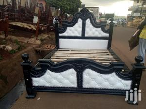 Simple Bed 5x6   Furniture for sale in Central Region, Kampala