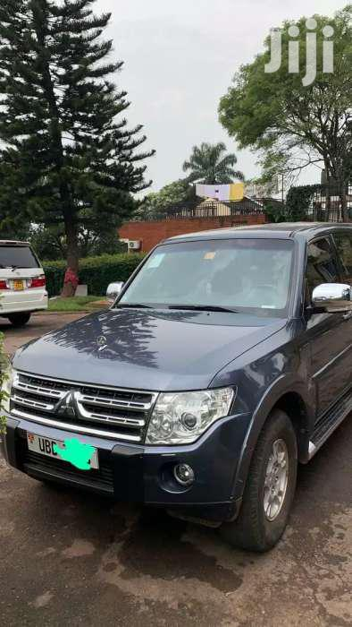 Mitsubishi Pajero 2008 Gray | Cars for sale in Kampala, Central Region, Uganda
