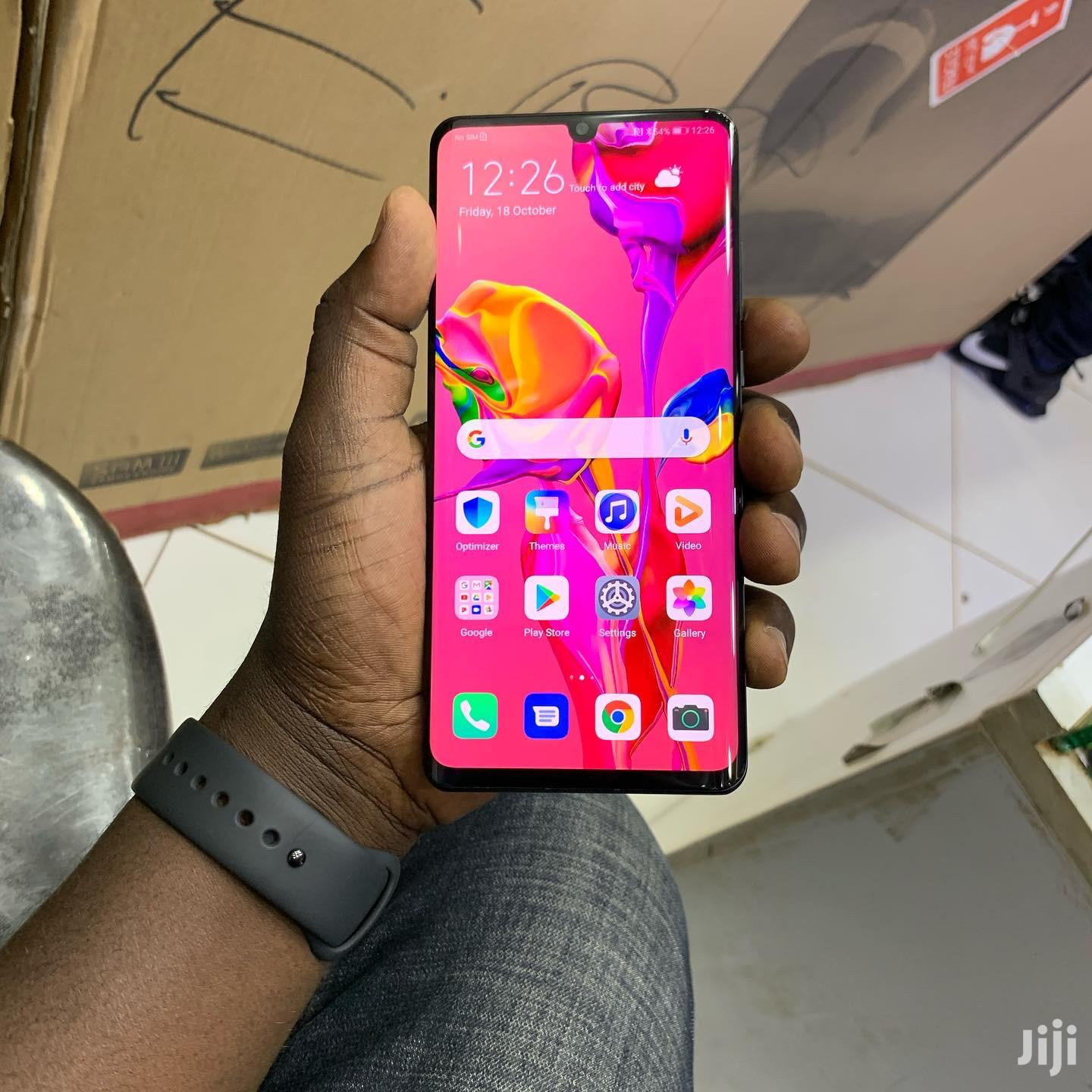 Archive: Huawei P30 Pro 128 GB Black