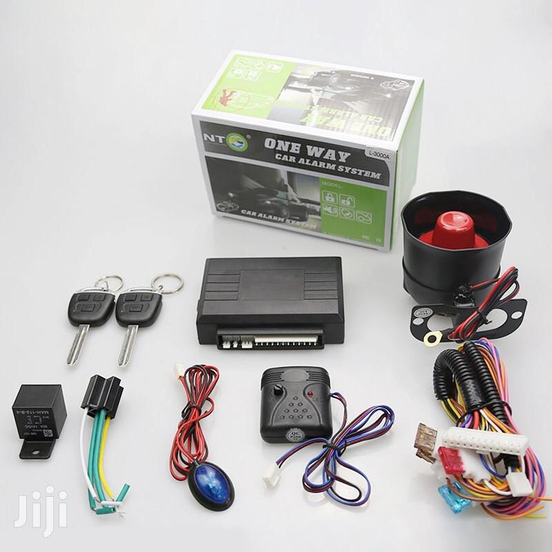1 Way Car Alarm System With Keys 2 | Vehicle Parts & Accessories for sale in Kampala, Central Region, Uganda