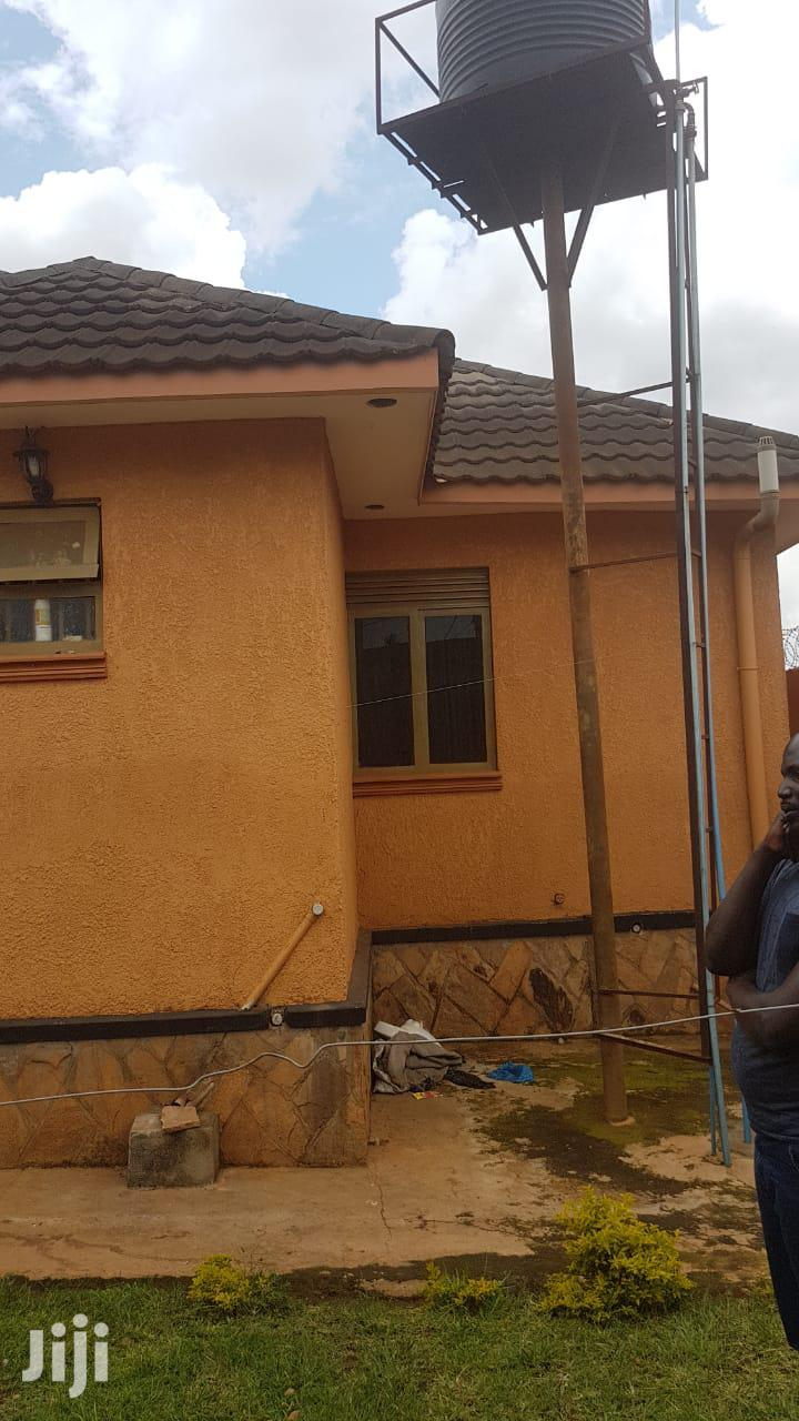 Three Bedroom House In Seeta For Sale