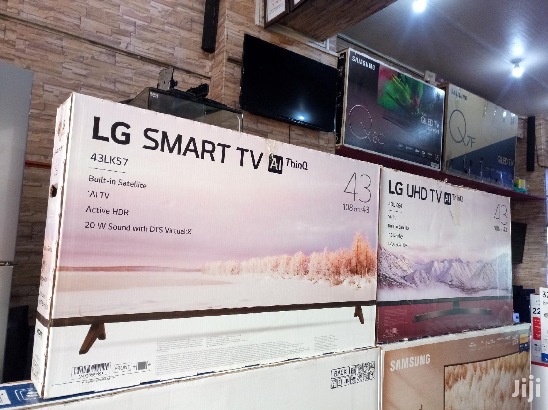 Archive: LG 43 Inches Smart Uhd(4K) Digital Flat Screen TV