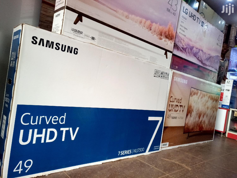 Archive: Samsung 49 Inches Smart Uhd(4K) Digital/Satellite Flat Screen TV