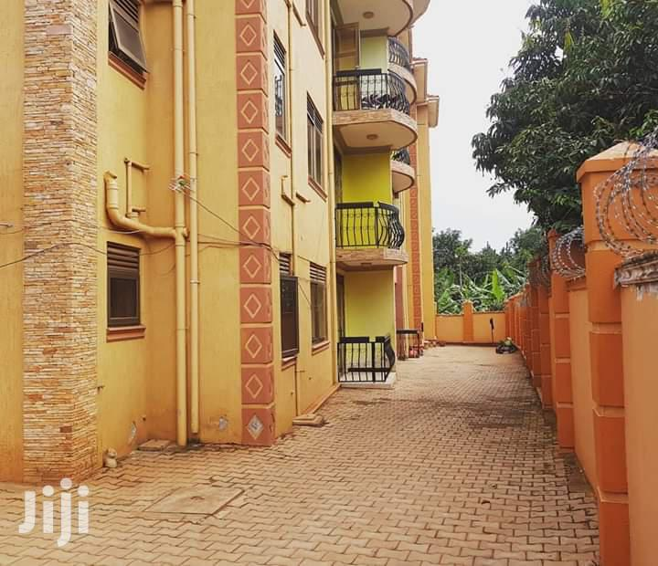 A Block Of Apartments For Sale In Kyanja With Monthly Income