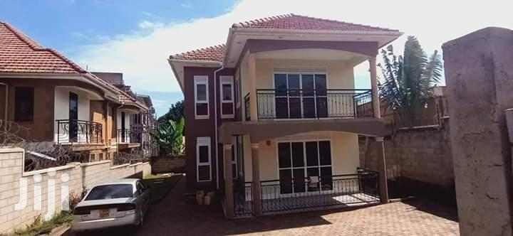 Kyaliwajala Storied House for Sale With Ready Land Title Four Bedroom