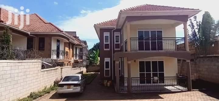 Kyaliwajala Storied House for Sale With Ready Land Title Four Bedroom | Houses & Apartments For Sale for sale in Kampala, Central Region, Uganda