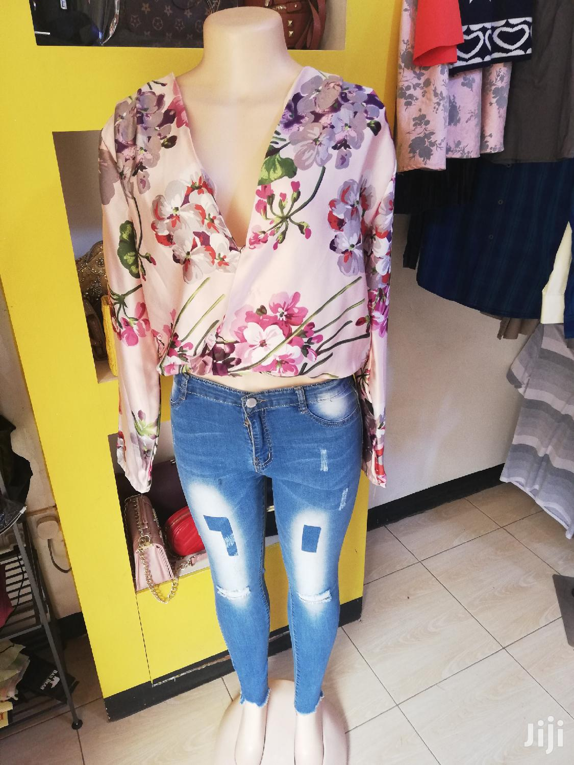 Archive: Tops And Jeans