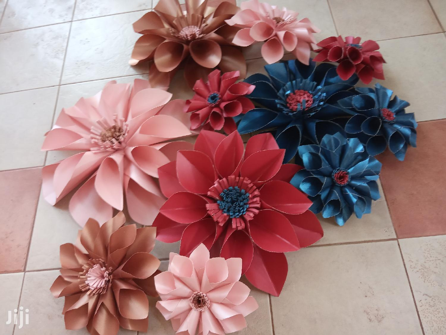 Archive: Paper Flowers