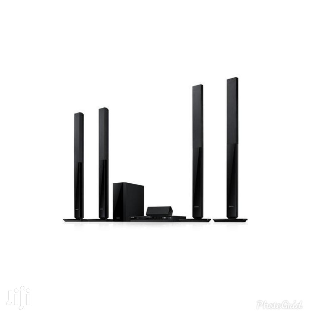 Samsung 5.1 Channel 3D Blu-Ray Home Theater System Black