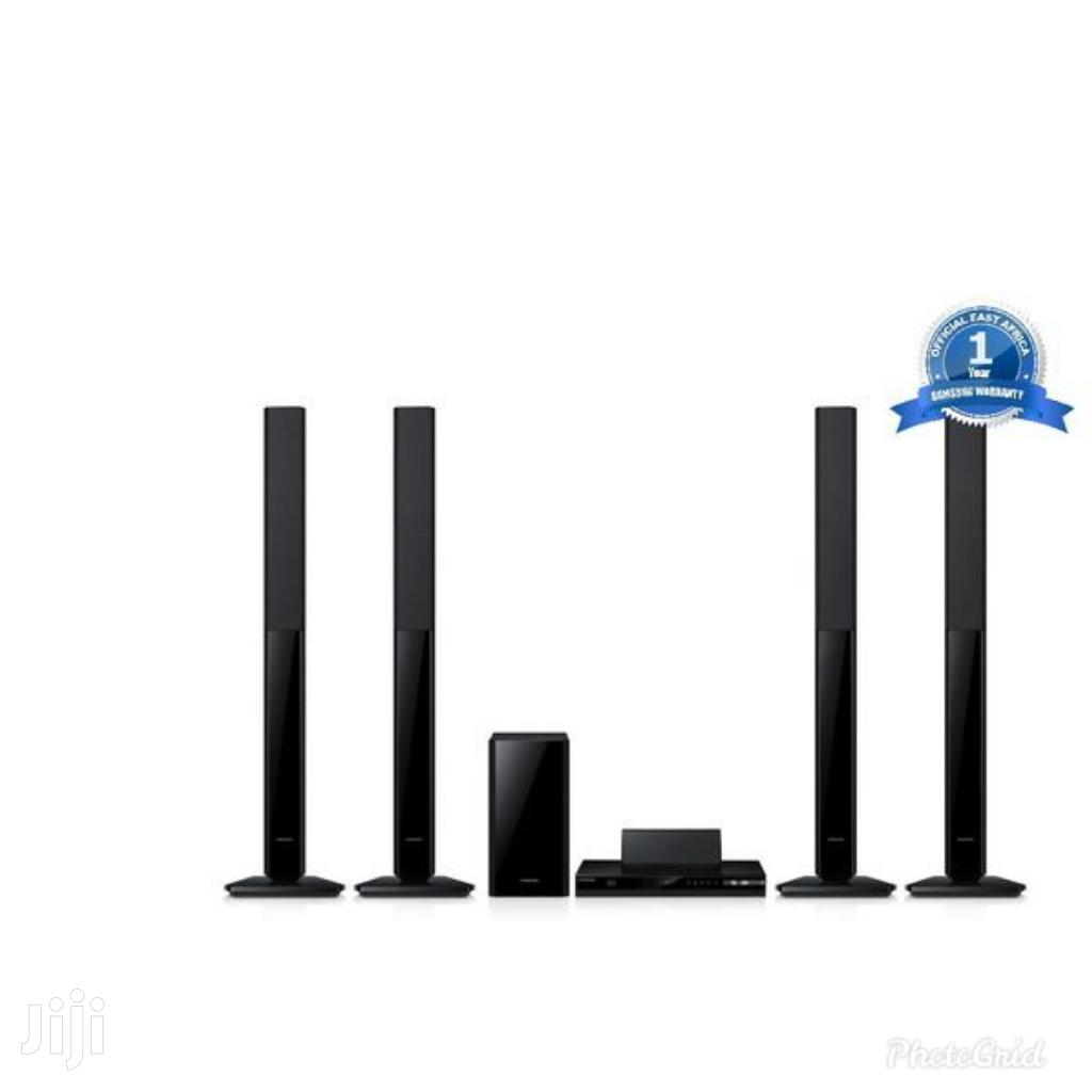 Samsung 5.1 Channel 3D Blu-Ray Home Theater System Black | Audio & Music Equipment for sale in Kampala, Central Region, Uganda