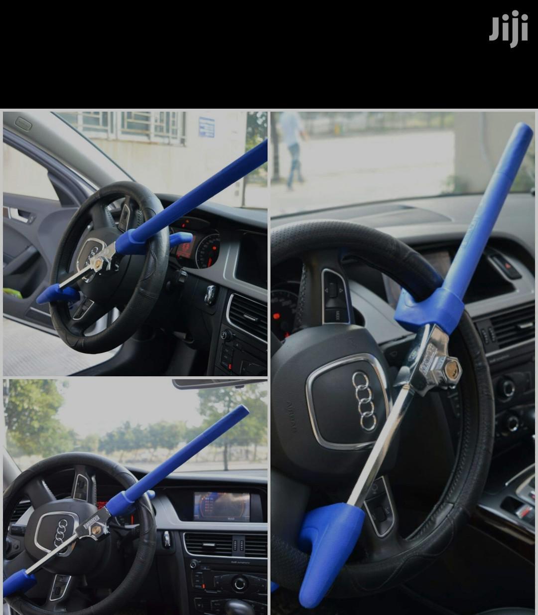Steering Wheel Lock Only
