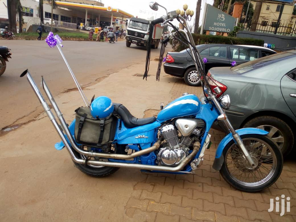 Honda 2003 Blue | Motorcycles & Scooters for sale in Kampala, Central Region, Uganda
